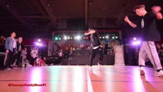 Finał Hip Hop 2vs2 na Wirującej Strefie 2016: Paola & Amanda vs Piotr Pi & Maciek