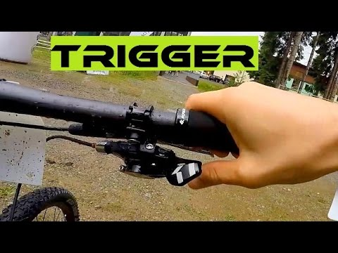 Sram Trigger Shifters vs. Shimano Rapid Fire. How Do Triggers Operate? Shifting Explained.