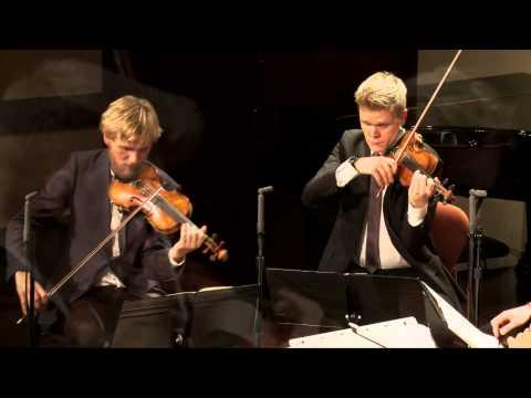 Danish String Quartet - Debussy Quartet in G minor, Op. 10, Mvt. 3: Andantino doucement expressif
