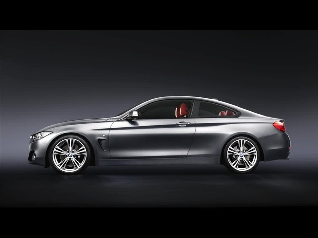 The BMW 4 Series Coupé. - YouTube