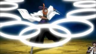 Bleach AMV - Kenpachi vs Tousen & Komamura - Kenpachis Chaos