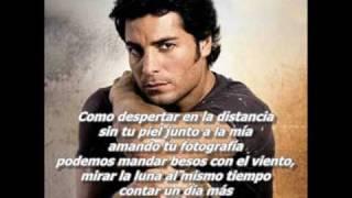 Watch Chayanne Cuidarte El Alma video