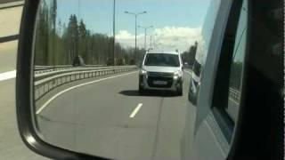 Сравнительный тест VW Caddy и Citroen Berlingo