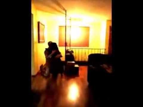 Perro recibe a su dueño después de 6 meses sin verse