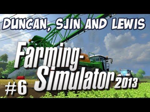 Farming Sim - Part 6 - Two men went to mow a campsite