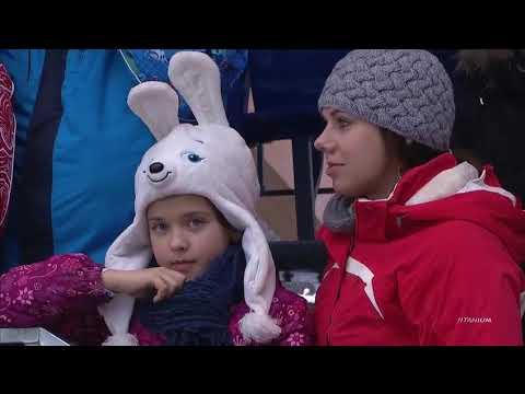 Sochi WC 4-man Bobsleigh Heat 2, February 17 2013