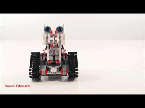 LEGO MINDSTORMS Education EV3: Boxer Con Recursos Adicionales En RO-BOTICA
