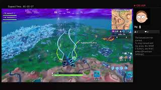 Playing some Fortnite