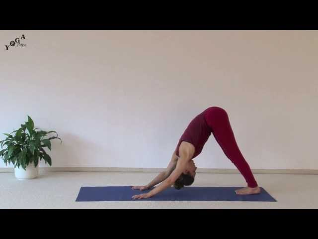 Advanced Yoga Lotus Sequence