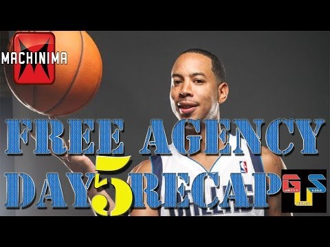 NBA Free Agency 2014 RECAP DAY 5 - Devin Harris' Day