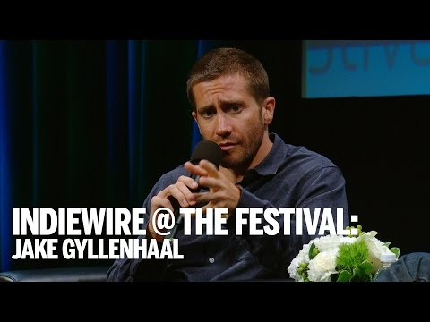 INDIEWIRE @ THE FESTIVAL: JAKE GYLLENHAAL | Festival 2014