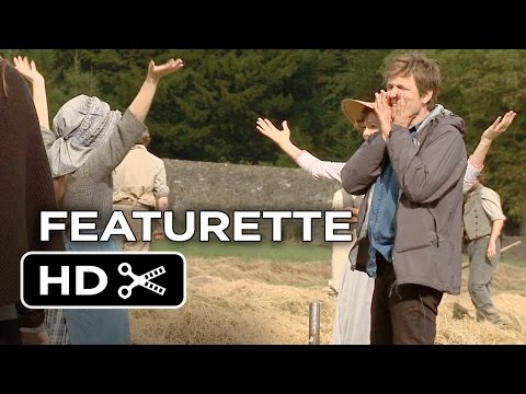 Far From The Madding Crowd Featurette - Thomas Vinterberg (2015) - Carey Mulligan Movie HD