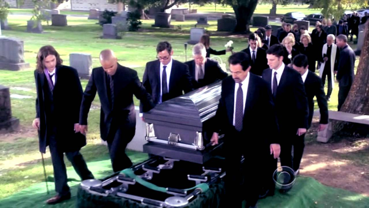 Criminal Minds The Funeral Youtube