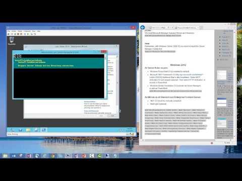 Установка Lync Server 2013 Standard: Быстрый старт