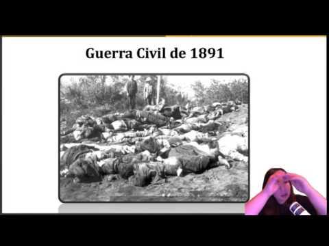 Clase 17 Historia 2014: La época del salitre y los grandes cambios de fin de siglo. Parte II