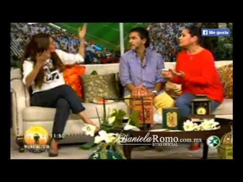 Daniela Romo en Hoy Abuso