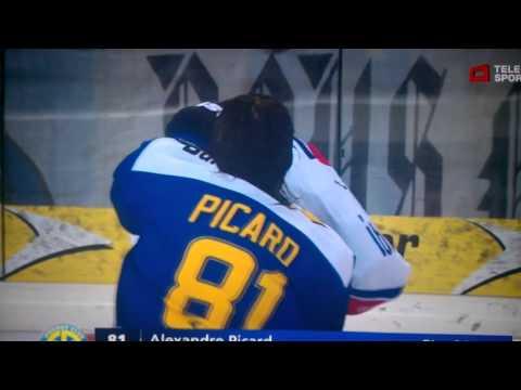 Alex Picard vs Philippe Schelling