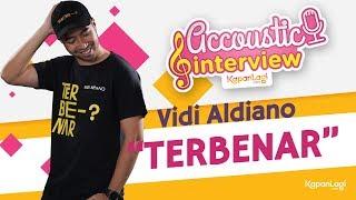 download lagu Vidi Aldiano - Terbenar Acoustic Interview gratis