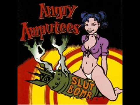 Angry Amputees - No Mercy