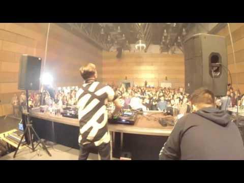 Spartaque Live @ Hype Expo, Zagreb, Croatia [Mar 16]