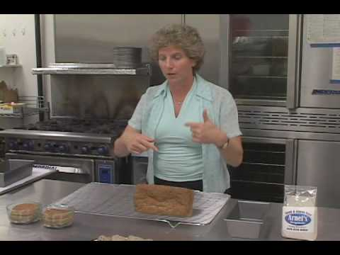 Secrets To Gluten Free Baking Part 2  - Arnel McAtee