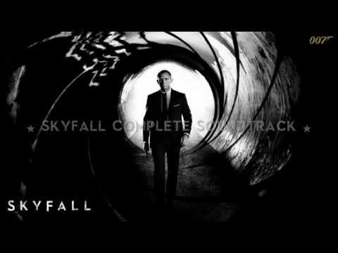 Skyfall Complete Soundtrack Thomas Newman video