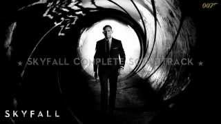 Skyfall Complete Soundtrack Thomas Newman
