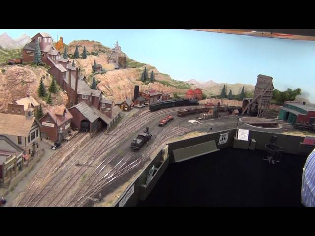 Rocky Mountain Line HO Scale Model Railroad - Part 2