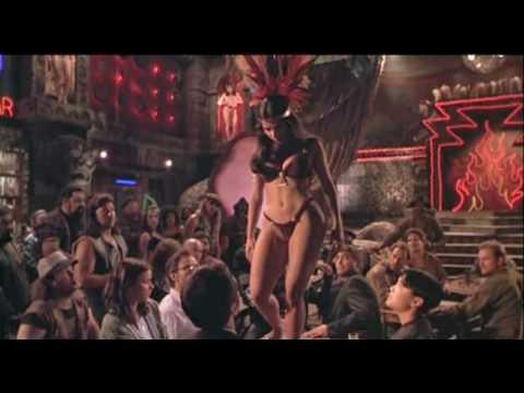 Salma Hayek ____ Belly Dance ____16/9