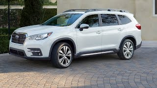 2018 Subaru Ascent - interior Exterior and Drive
