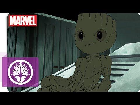 Guardians of the Galaxy - Groot gegen den Collector   Marvel HQ Deutschland