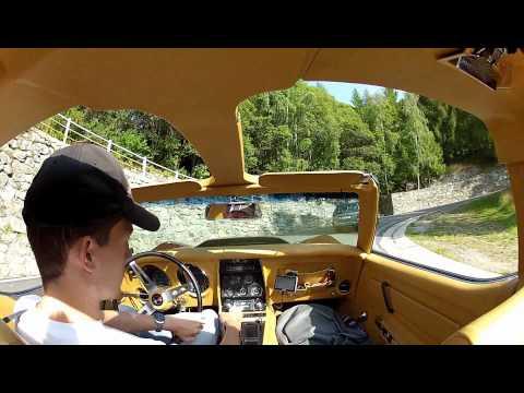 Corvette Stingray Quarter Mile on Videos    Unusual Stingray Corvette C3 Vs  Ferrari 308   Rallye