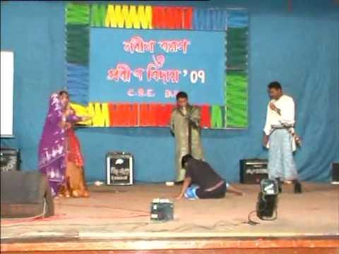 """Jatra - Morzinar Prem"" funny Bangla Jatra(Drama)"