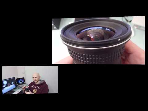 Tokina 11-16mm F/2.8 AT-X Pro DX II Hands-on Review