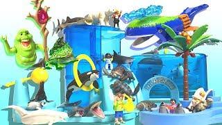 【Ania】Fun Splash Aquarium Whale Island