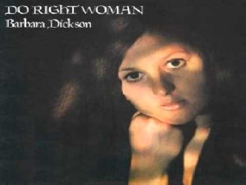 Barbara Dickson Do Right Woman (1970)