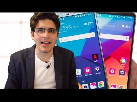 LG G6 - Características Oficiales , Diseño Y Precio , En Español