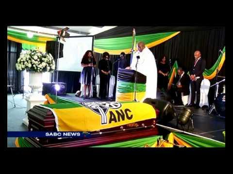 Darius Dhlomo laid to rest in Durban