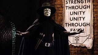 V For Vendetta in 9 Minutes