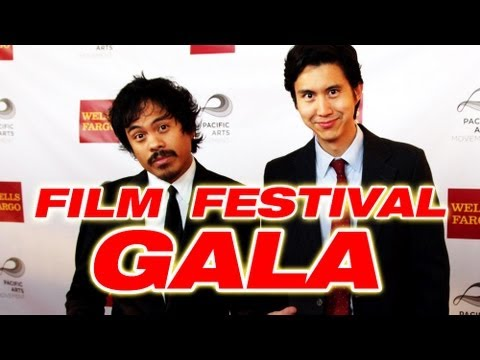 Crashing the San Diego Asian Film Festival Gala