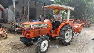 Máy - Cày - kUBôtA ZL1 - 24....Giá Rẻ  ĐÃ BÁN VỀ tỉnh Quảng Ninh❤️