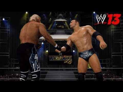 Wwe '13 Community Showcase: Wrestlemania X-8 (xbox 360) video