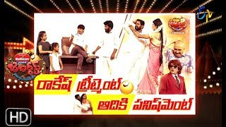 Jabardasth | 9th May 2019    | Full Episode | ETV Telugu
