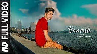 BARISH LYRICAL VIDEO – HALF GIRLFRIEND BAARISH SONG LYRICS