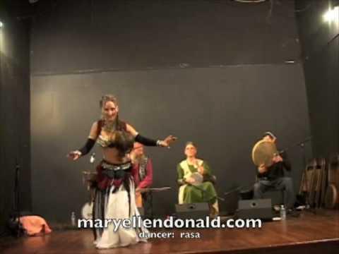 Rasa Dancing to Drums