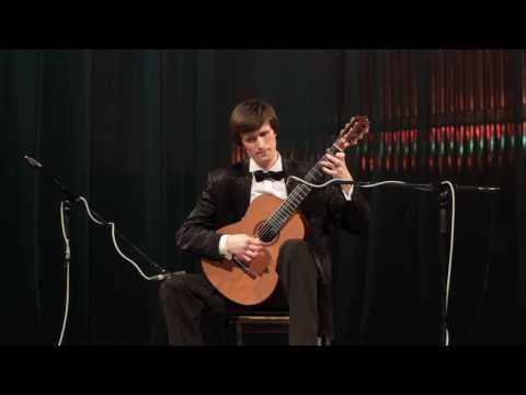 Angel Villoldo - El Choclo Arr Roland Dyens