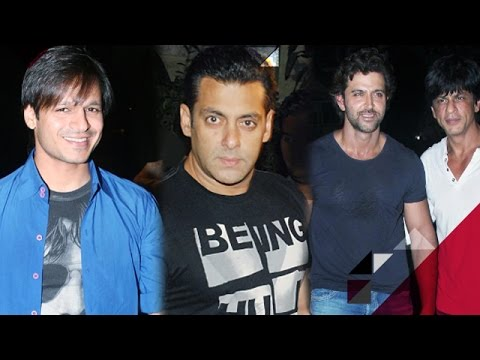 Vivek Oberoi TARGETS Salman, Hrithik REJECTED Shah Rukh's Request & More