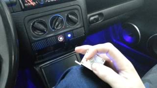 VW GOLF 3 High End Soundsystem