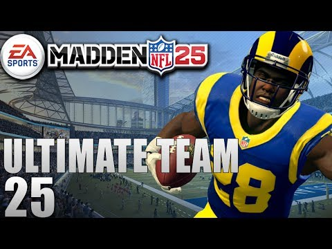 Madden 25 Ultimate Team : Marshall Faulk The Beast!!!! Ep.25