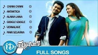 Thuppakki - Tupaki Movie Songs - Video Juke Box - Vijay - Kajal Agarwal - Harris Jayaraj